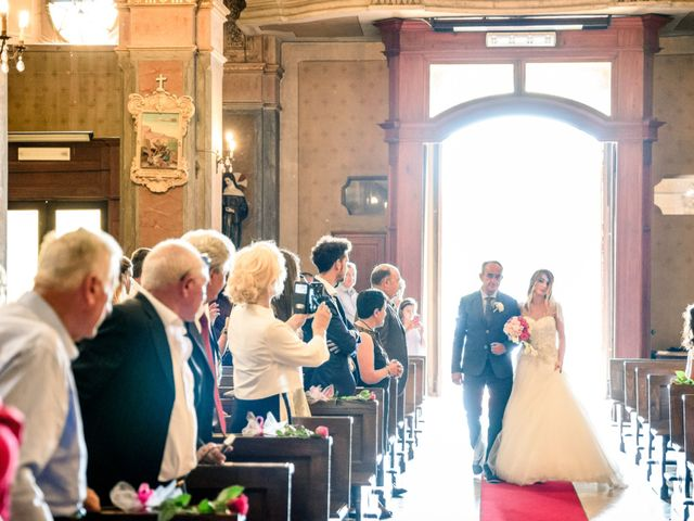 Il matrimonio di Patrick e Elisa a Valperga, Torino 15