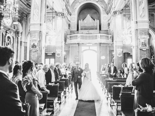 Il matrimonio di Patrick e Elisa a Valperga, Torino 16