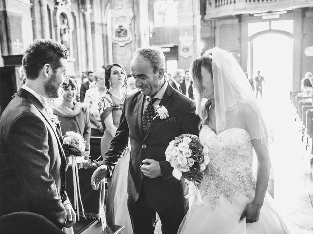 Il matrimonio di Patrick e Elisa a Valperga, Torino 17