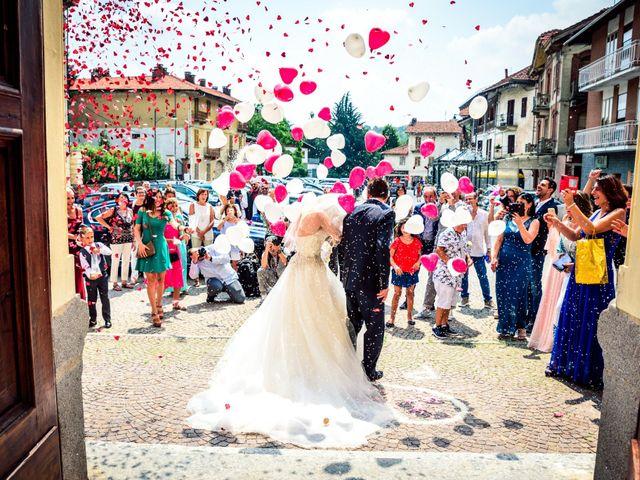 Il matrimonio di Patrick e Elisa a Valperga, Torino 18