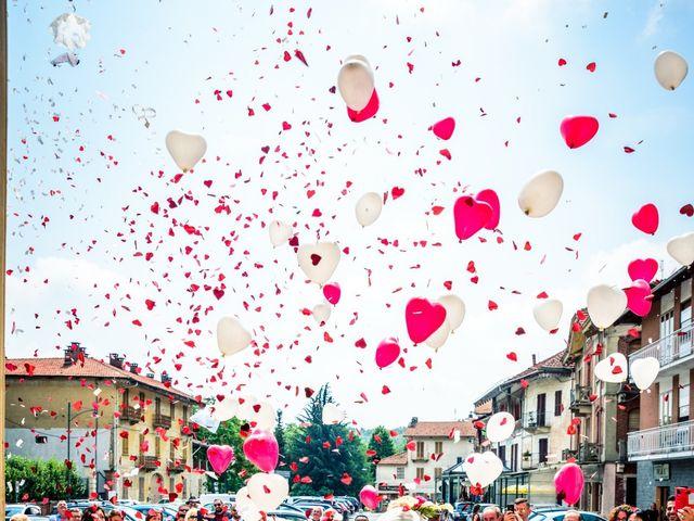 Il matrimonio di Patrick e Elisa a Valperga, Torino 19