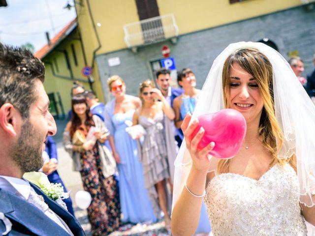 Il matrimonio di Patrick e Elisa a Valperga, Torino 20