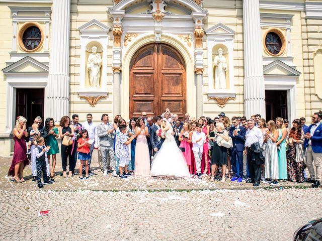 Il matrimonio di Patrick e Elisa a Valperga, Torino 21