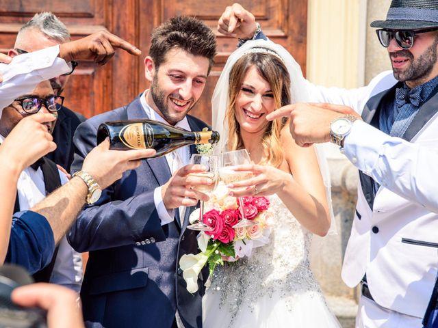Il matrimonio di Patrick e Elisa a Valperga, Torino 22