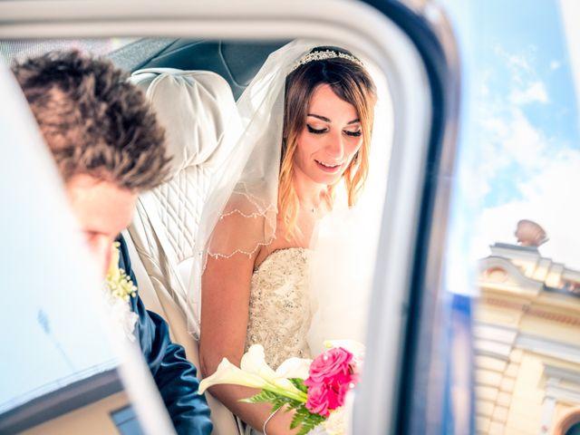 Il matrimonio di Patrick e Elisa a Valperga, Torino 24