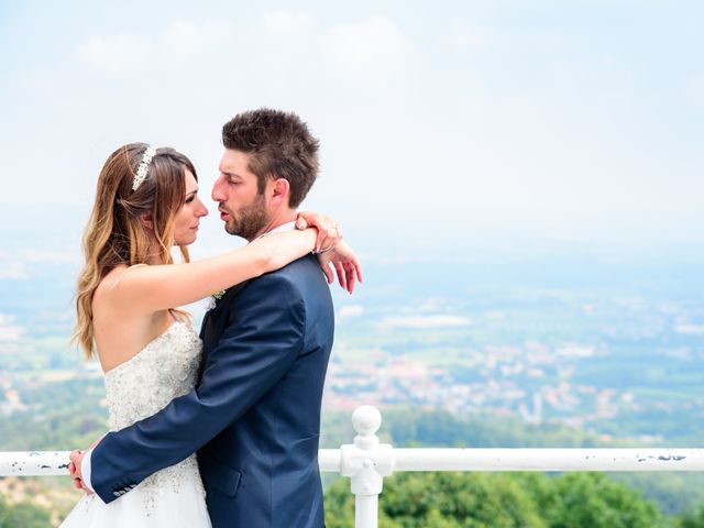 Le nozze di Elisa e Patrick