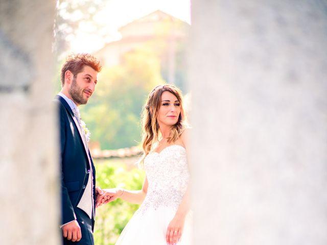 Il matrimonio di Patrick e Elisa a Valperga, Torino 33