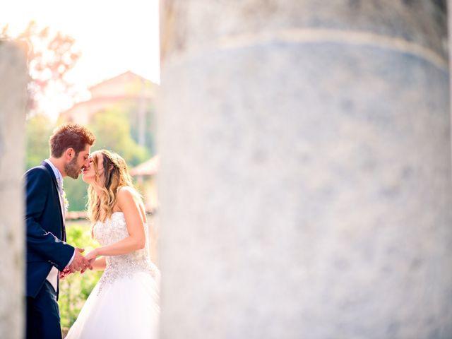 Il matrimonio di Patrick e Elisa a Valperga, Torino 34