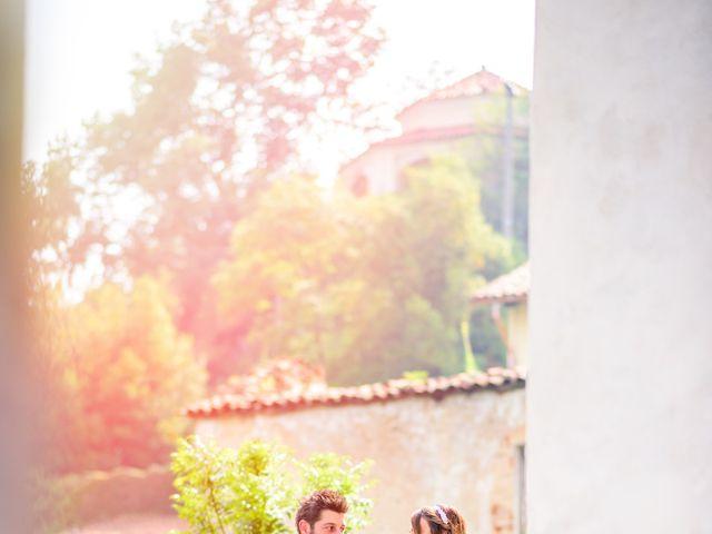 Il matrimonio di Patrick e Elisa a Valperga, Torino 35