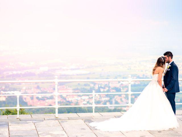 Il matrimonio di Patrick e Elisa a Valperga, Torino 37