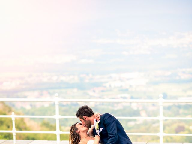 Il matrimonio di Patrick e Elisa a Valperga, Torino 38