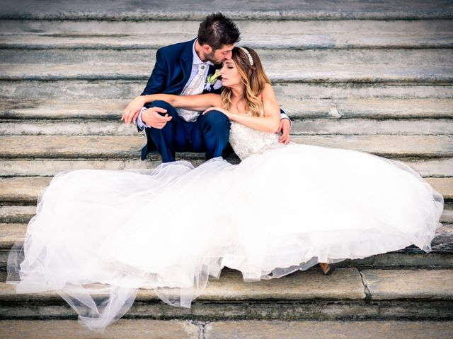 Il matrimonio di Patrick e Elisa a Valperga, Torino 39