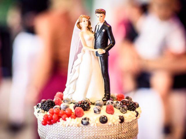 Il matrimonio di Patrick e Elisa a Valperga, Torino 43