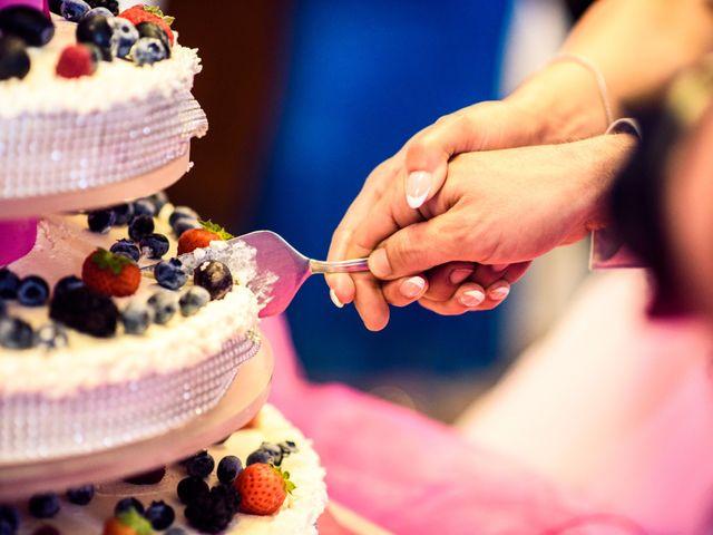 Il matrimonio di Patrick e Elisa a Valperga, Torino 44