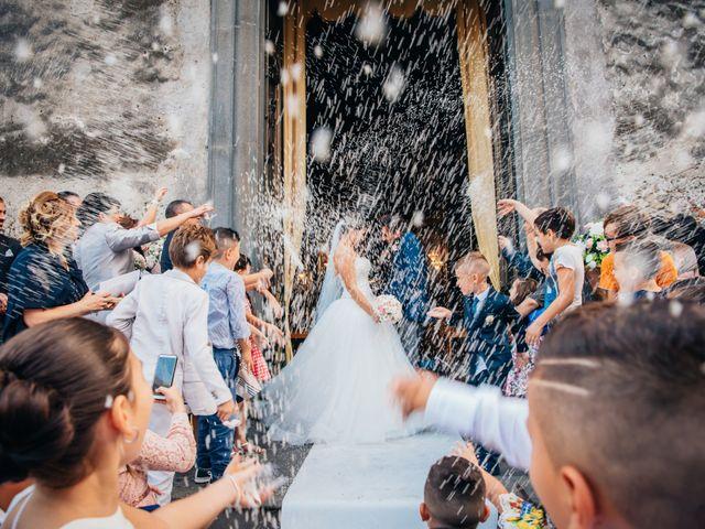 Il matrimonio di Filippo e Roberta a Calatabiano, Catania 4