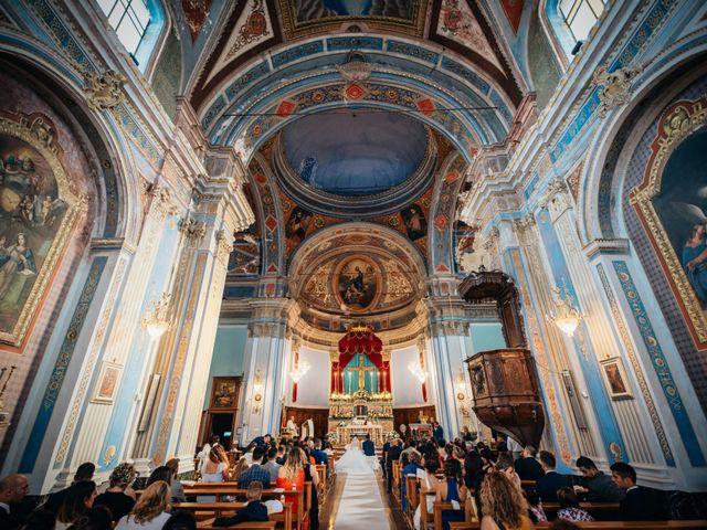 Il matrimonio di Filippo e Roberta a Calatabiano, Catania 5