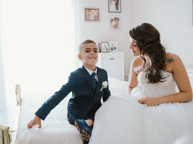 Il matrimonio di Filippo e Roberta a Calatabiano, Catania 21