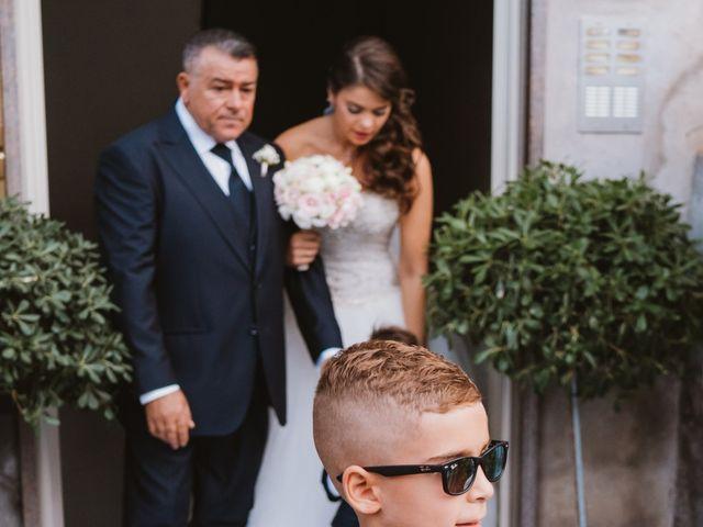 Il matrimonio di Filippo e Roberta a Calatabiano, Catania 22