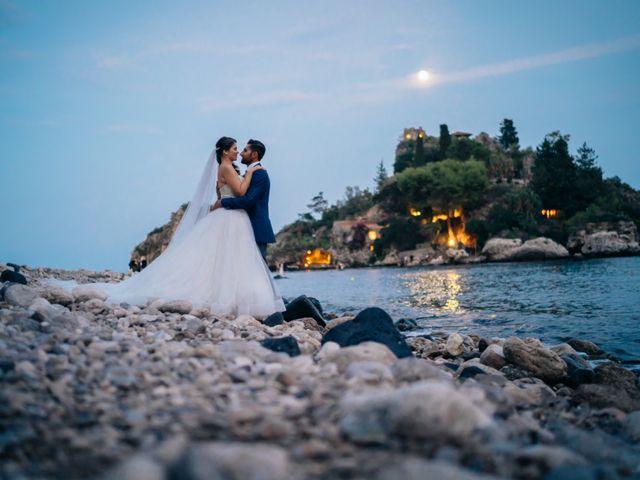 Il matrimonio di Filippo e Roberta a Calatabiano, Catania 24