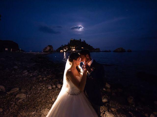 Il matrimonio di Filippo e Roberta a Calatabiano, Catania 25
