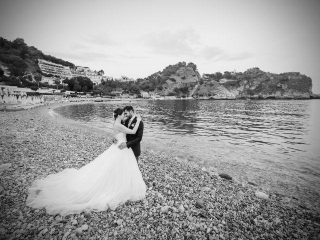 Il matrimonio di Filippo e Roberta a Calatabiano, Catania 27