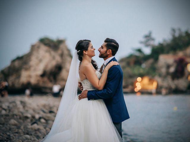 Il matrimonio di Filippo e Roberta a Calatabiano, Catania 33