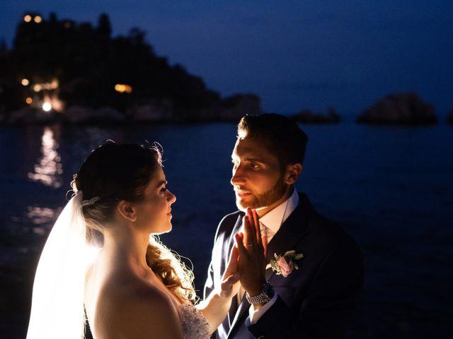Il matrimonio di Filippo e Roberta a Calatabiano, Catania 36