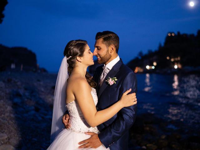 Il matrimonio di Filippo e Roberta a Calatabiano, Catania 37