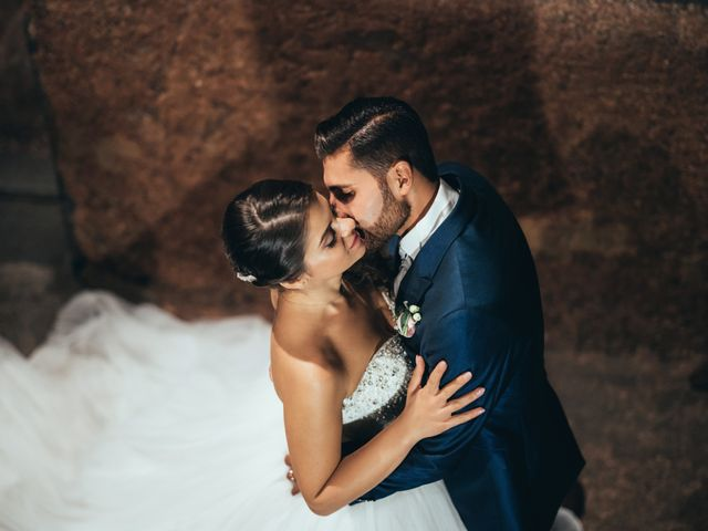 Il matrimonio di Filippo e Roberta a Calatabiano, Catania 45