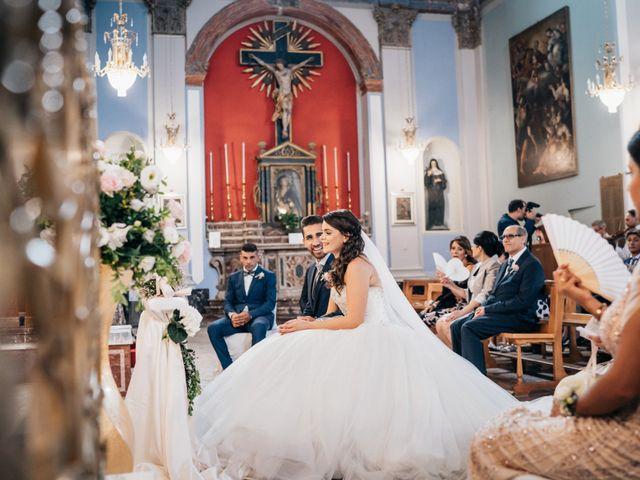 Il matrimonio di Filippo e Roberta a Calatabiano, Catania 53