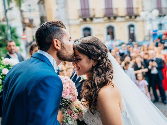 Il matrimonio di Filippo e Roberta a Calatabiano, Catania 54