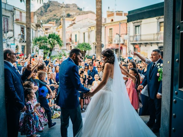 Il matrimonio di Filippo e Roberta a Calatabiano, Catania 55