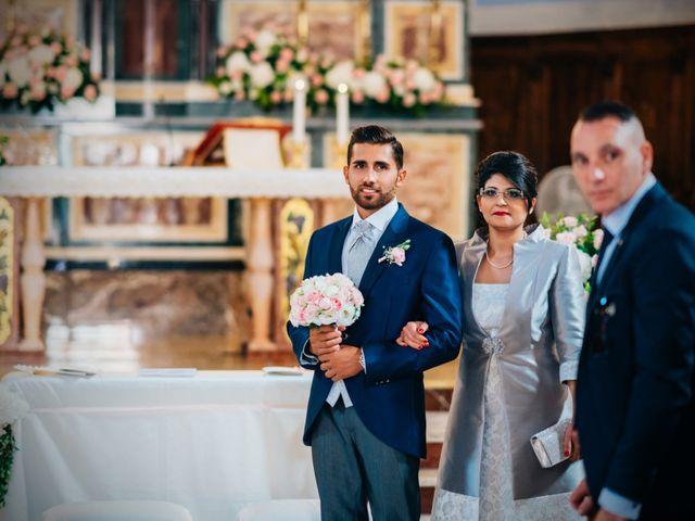 Il matrimonio di Filippo e Roberta a Calatabiano, Catania 56