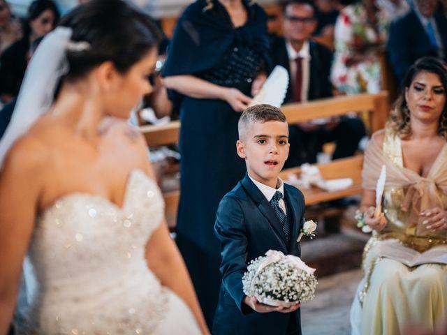 Il matrimonio di Filippo e Roberta a Calatabiano, Catania 57