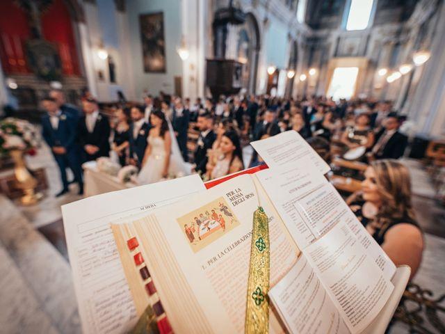 Il matrimonio di Filippo e Roberta a Calatabiano, Catania 61