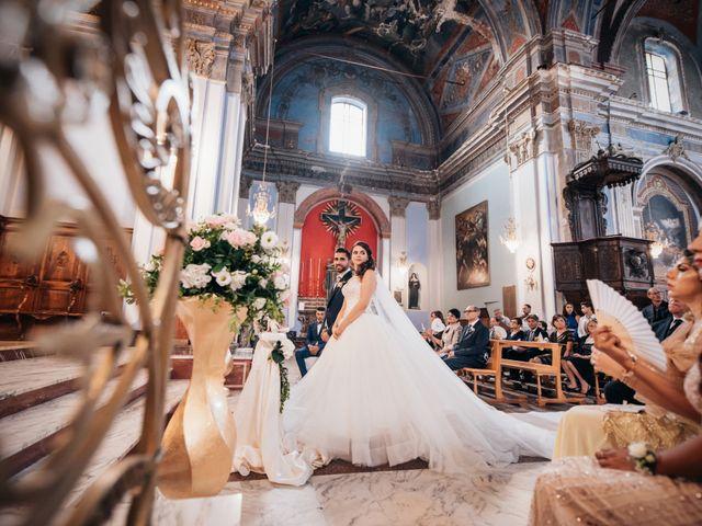 Il matrimonio di Filippo e Roberta a Calatabiano, Catania 62