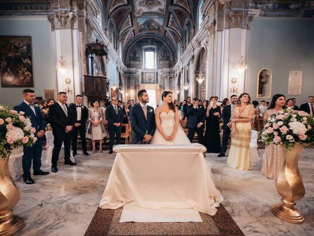 Il matrimonio di Filippo e Roberta a Calatabiano, Catania 63