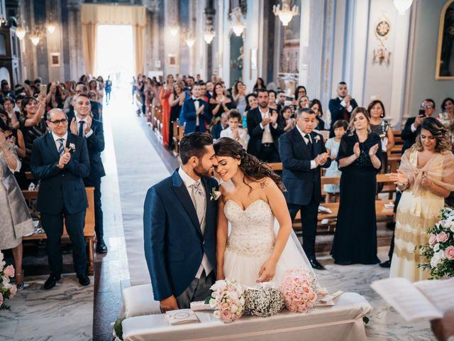 Il matrimonio di Filippo e Roberta a Calatabiano, Catania 64