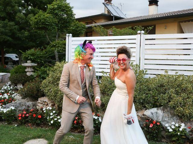 Il matrimonio di Gianluca e Roxanne a Vicenza, Vicenza 6