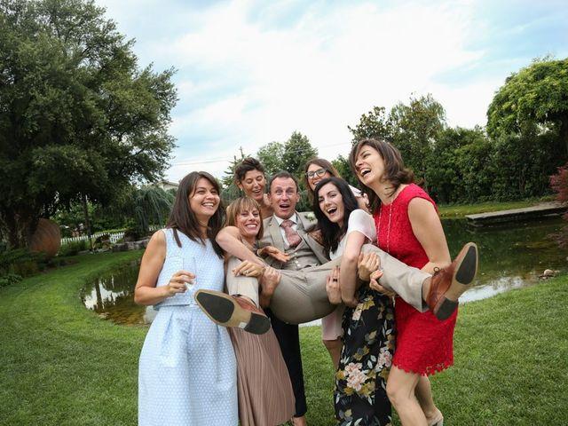Il matrimonio di Gianluca e Roxanne a Vicenza, Vicenza 7
