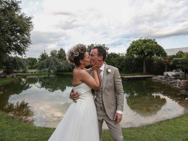 Il matrimonio di Gianluca e Roxanne a Vicenza, Vicenza 8