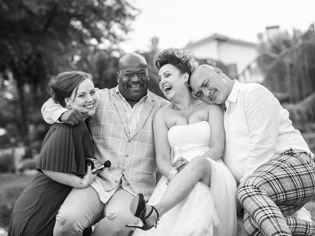 Il matrimonio di Gianluca e Roxanne a Vicenza, Vicenza 10
