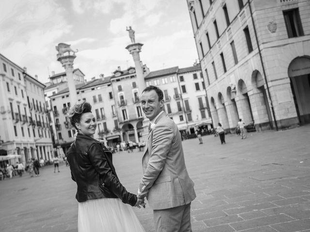 Il matrimonio di Gianluca e Roxanne a Vicenza, Vicenza 14