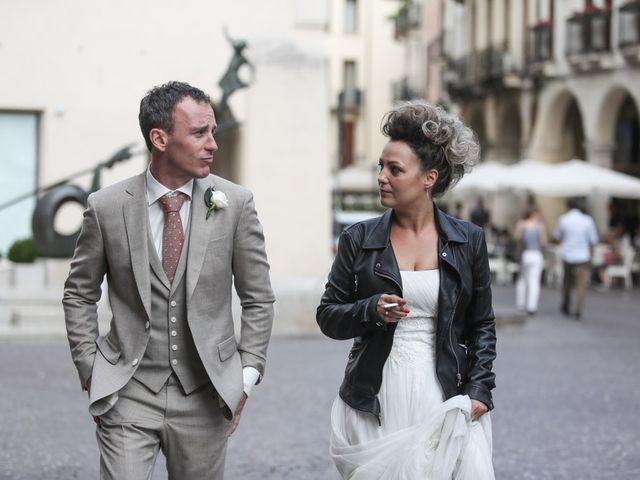Il matrimonio di Gianluca e Roxanne a Vicenza, Vicenza 15