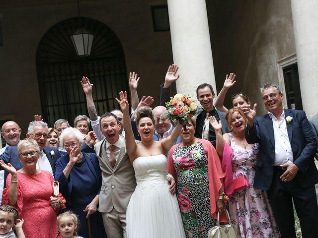 Il matrimonio di Gianluca e Roxanne a Vicenza, Vicenza 18