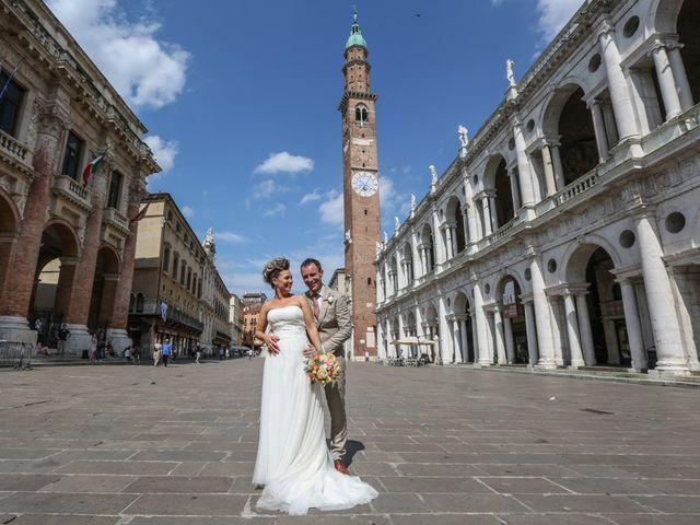 Il matrimonio di Gianluca e Roxanne a Vicenza, Vicenza 19
