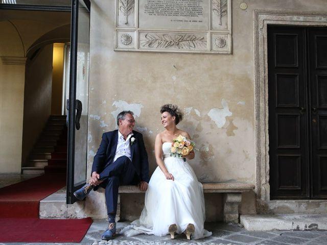 Il matrimonio di Gianluca e Roxanne a Vicenza, Vicenza 20