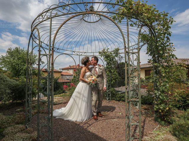 Il matrimonio di Gianluca e Roxanne a Vicenza, Vicenza 24