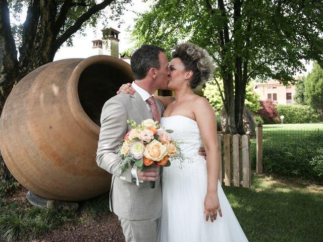 Il matrimonio di Gianluca e Roxanne a Vicenza, Vicenza 29