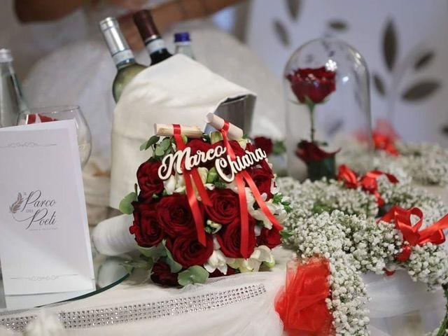 Il matrimonio di Marco  e Chiara  a Cellino Attanasio, Teramo 10